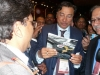 Mr. L. N. Mittal reading NRI Achievers