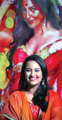 SONAKSHI SINHA: WHY SHOULD I WEAR A BIKINI ?