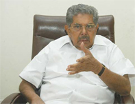 VAYALAR RAVI-A MINISTER WITH A MISSION