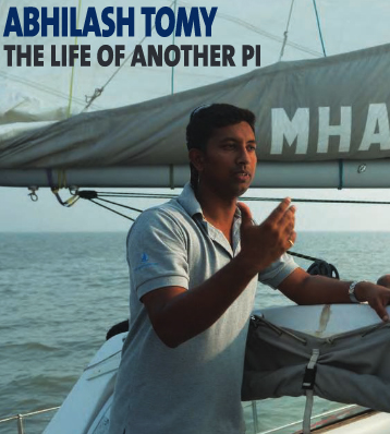 Abhilash Tomy, The Life of Another PI