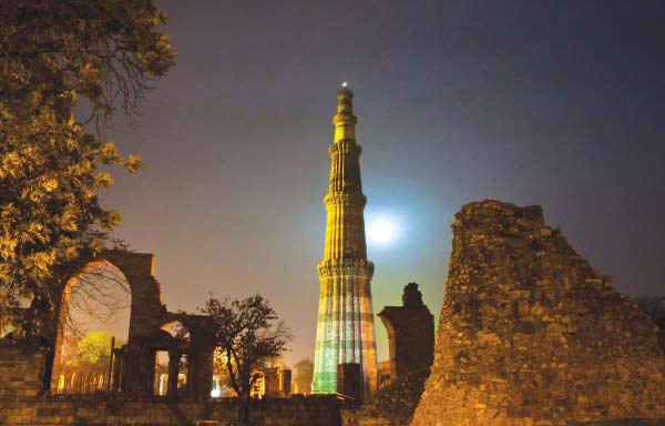 Untold Story Of The Qutub Minar