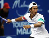 Somdev & Bopanna Happy With Ananad