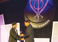 Global Sikh Excellence Honoured At Award Ceremony In London