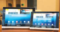 Lenovo Launches Yoga Tablet
