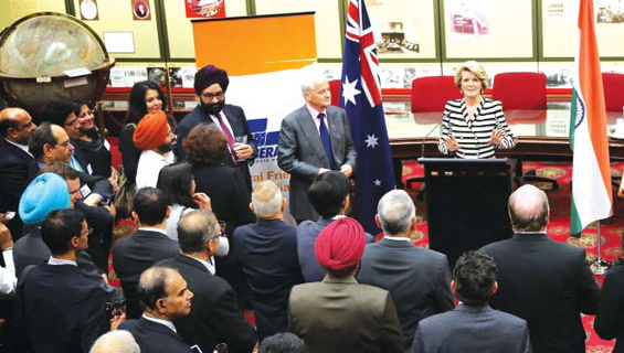 RPBD Sydney-2013 Connecting for a shared future - Indian diaspora, india & the pacific