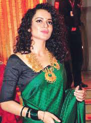 Kangana Turns Dialogue Writer