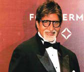 Amitabh Bachchan Voted Amongst 'World's Most Admired People' !