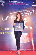 Bipasha Basu Is Back Again With Her Latest Fitness DVD – Unleash