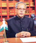 2014 must become a year of healing: Pranab Mukherjee