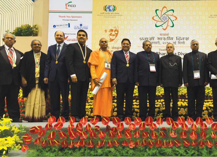 Pravasi Bhartiya Samman Awards 2014 … And The Nation Acknowledges