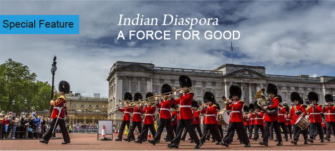 Indian Diaspora A Force for Good