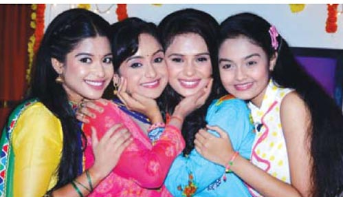 SHASTRI SISTERS TO GO ON-AIR EVERY MONDAY TO SATURDAY AT 7.00 PM ON COLORS