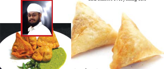 The Ubiquitous SAMOSA