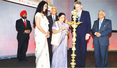 The Regional PBD 2014-INVITING BRITISH RAJAS TO RETURN TO INDIA