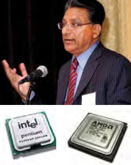 Father of the intel Pentium & AMD K6 Chips
