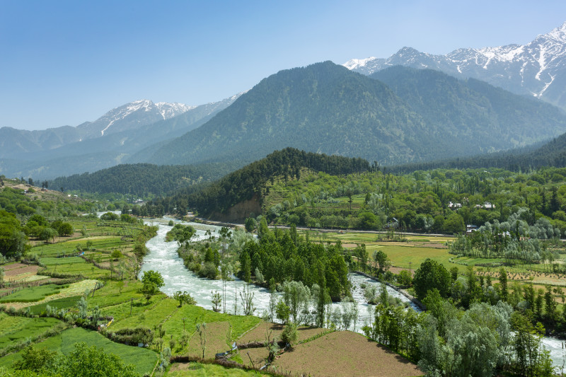 PAHALGAM.... NATURE'S OWN EXOTICA