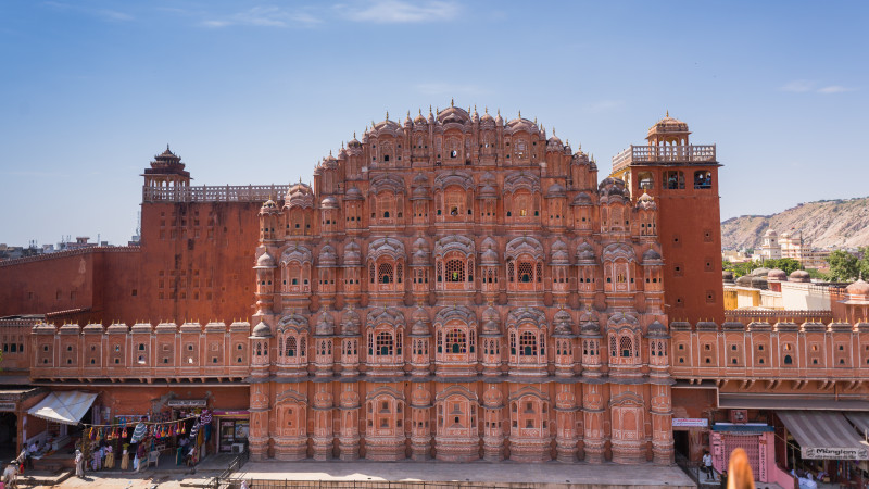 JAIPUR – OF MAHARAJAS, FORTS AND PALACES !
