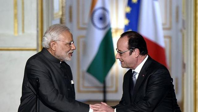 PM MODI LIKELY TO RECEIVE FRENCH PRESIDENT IN CHANDIGARH