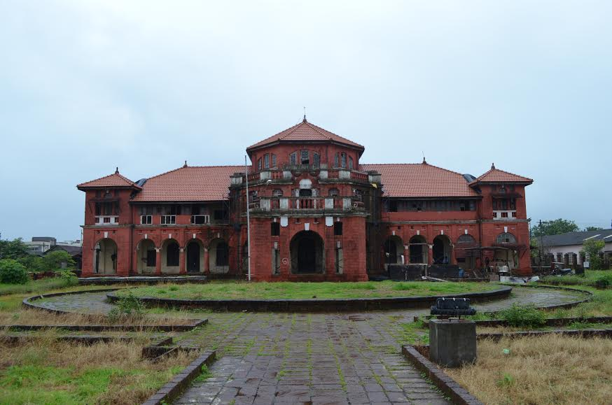 new-Thibaw Palace