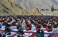 SECOND INTERNATIONAL DAY OF YOGA CELEBRATED ACROSS THE GLOBE