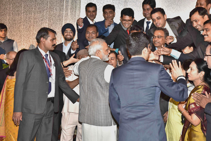 'AFRICA IS A STRONG PARTNER TO INDIA': NARENDRA MODI