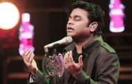Indian music maestro A.R. Rahman honored with the America Tamil Sangam with its Tamil Ratna Award