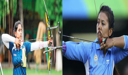 Indian female Archers crash out in pre-quarters