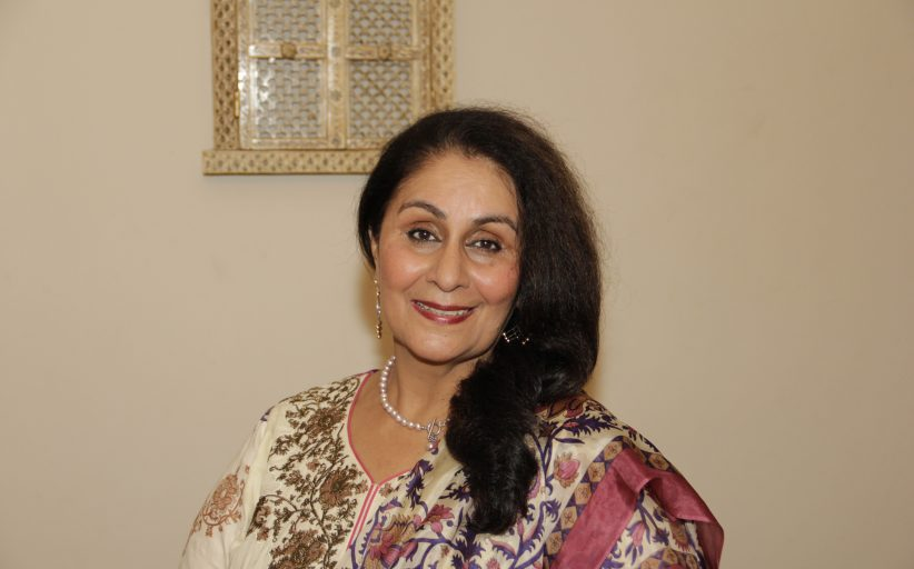 SABA ZAIDI ABDI - FROM THEATRE TO TV PRODUCER TO MEDIA PERSONALITY