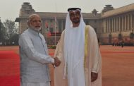 CROWN PRINCE OF ABU DHABI TO BE THE 2017 REPUBLIC DAY CHIEF GUEST