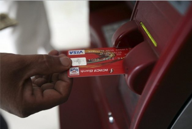 LAKHS OF INDIAN DEBIT CARDS 'COMPROMISED' IN SECURITY BREACH
