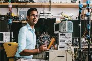 INDIAN-ORIGIN MIT RESEARCHER, DINESH BHARADIA WINS THE PRESTIGIOUS YOUNG SCHOLAR AWARD