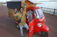 INDIAN-ORIGIN ENGINEER TRAVELS IN A SOLAR 'TUK-TUK' FROM INDIA TO UK