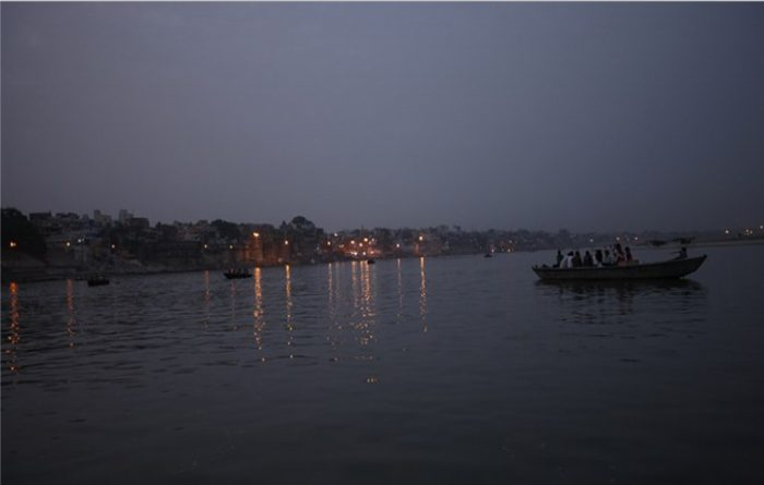 GANGES' WATER SELF-PURIFYING PROPERTY REVEALED BY INDIAN SCIENTIFIC STUDY