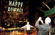 UNITED NATIONS LIGHTS-UP WITH 'HAPPY DIWALI' FOR THE FIRST TIME!