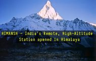 Know HIMANSH – a high altitude glaciological research station in Himalaya