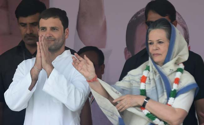CONGRESS TOP DECISION-MAKING BODY PICKS RAHUL GANDHI AS PRESIDENT, AWAITS OFFICIAL ENDORSEMENT