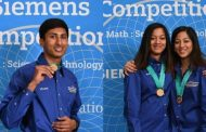 Indian-origin teens bag $100,000 in the US science contest