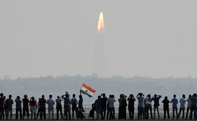 ISRO makes history, global media hails the achievement