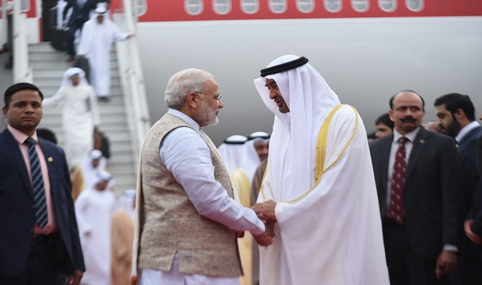 INDO-UAE TIES SET TO GET STRONGER