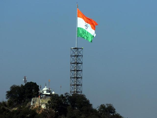 India's tallest Tricolour hoisted at Attari border