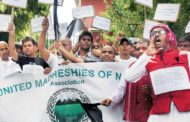 INDIA ASKS MADHESIS TO DROP DEMAND FOR CHANGE IN CONSTITUTION
