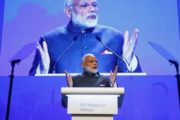 PM Modi delivers keynote address at Shangri-La Dialogue