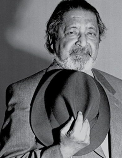 V S NAIPAUL - Full or Half Life!