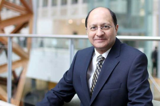 THERESA MAY PROMOTES INDIAN-ORIGIN SHAILESH VARA