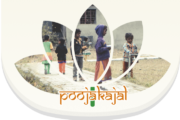 THE POOJA KAJAL Foundation wants to see children happy, healthy and educated!