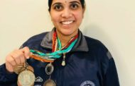 SEPAK TAKRAW: GEETA BASANI IS EMERGING AS INDIAN ICON